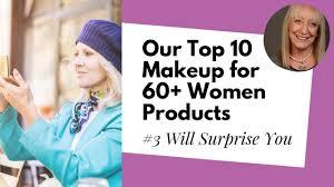 makeup for older women s
