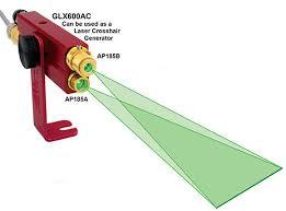 glx600ac dual beam laser kit