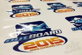 Sticker Printing Fast Affordable Denver Print Company
