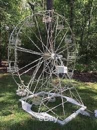 christmas ferris wheel motorized