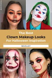 best clown makeup on insram revelist