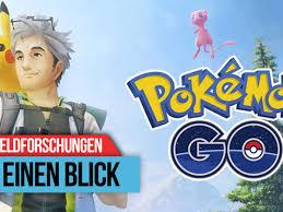 Pokémon GO: Alle Feldforschungen & Abenteuerwochen in der Liste