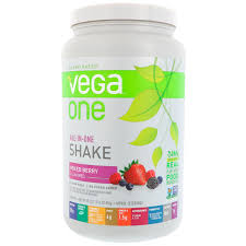 vega vega one all in one shake mixed