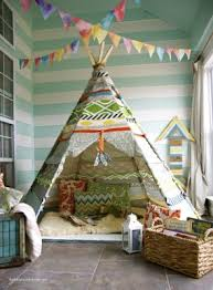 15 Ways To Make Tent Diy Tent And Teepee For Kids Craftionary