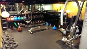 gym picture of sixty les new york