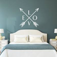 Buy Wall Decals Love Vinyl Arrows Hipster Aztec Arrow Fashion Bohemian Home Decor Wall Vinyl Decal Stickers Bedroom Decor Art Murals In Cheap Price On Alibaba Com