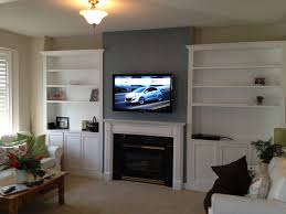 tv wall mount installation with wire