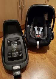 maxi cosi pebble plus car seat with