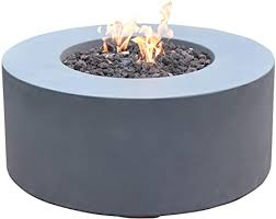 propane fire pit table outdoor patio