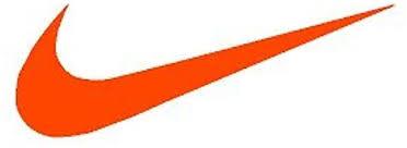 Amazon Com Nike Swoosh Decal Sticker Multiple Colors Orange Home Kitchen