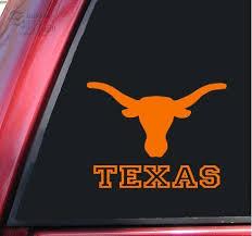 Top Gift Guides Vinyl Decals Texas Longhorns Longhorns Gifts