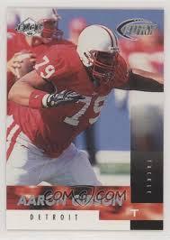 1999 Collector's Edge Fury - [Base] #168 - Aaron Gibson