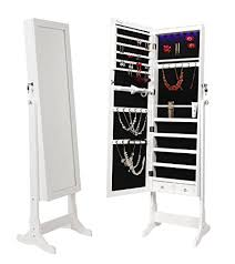 lockable cabinet organizer with full