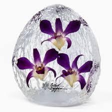 orchid decorative ornament singapore