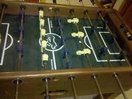 foosball table rhino harvard solid