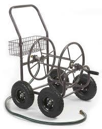 best garden hose reel carts the
