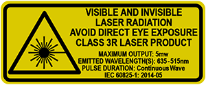the l600 crosshair line generator is