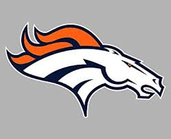 Amazon Com Wincraft Denver Broncos Auto Car Bumper Decal Sticker 7 5 X 4 5 Automotive