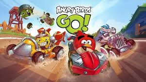 How to download an old angry birds go version - YouTube