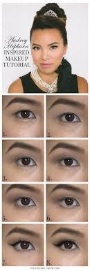 eyes like audrey hepburn saubhaya makeup