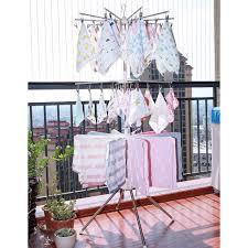 Cây phơi quần áo đa năng cho bé 3 tầng cao cấp,giá phơi đồ 3 tầng ...