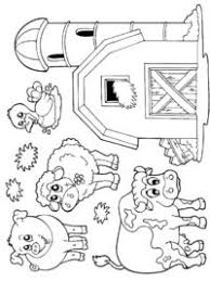 Http Www Dreamstime Com Stock Photos Coloring Book Farm Animals
