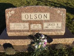 Cyril Duane Olson (1917-1973) - Find A Grave Memorial
