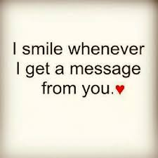 things to say your boyfriend to make him smile flirty quotes
