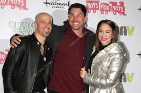 Chris Daughtry, Ace Young, Diana DeGarmo – Stock Editorial Photo ©  Jean_Nelson #36598529