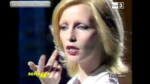 Patty Pravo - Pensiero Stupendo (1978) - YouTube