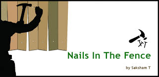 Nails In The Fence An Inspirational Moral Story For Kids Tell A Tale