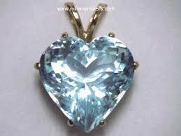aquamarine pendants natural aquamarine