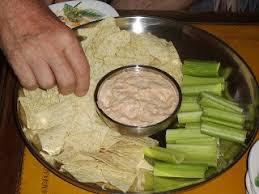 like tastefully simple fiesta party dip