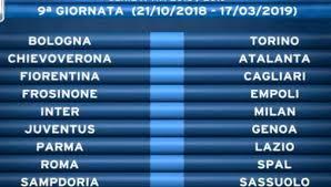 Serie A, diretta nona giornata su Sky e Dazn: c'è Inter-Milan