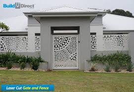 Pin On Laser Cut Gate Fence