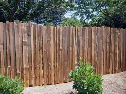 Top 70 Best Wooden Fence Ideas Exterior Backyard Designs Privacy Fence Decorations Fence Decor Unique Fence Ideas