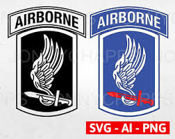 173rd Airborne Etsy