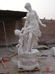 natural stone modern statue sculpture