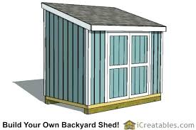 plans for an 8 by 10 shed 2020