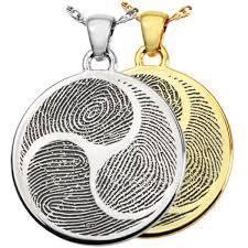 b b round shinto tri print jewelry