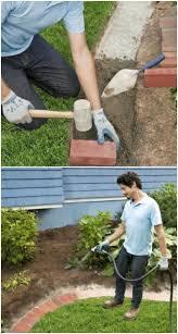 17 diy garden edging ideas that bring
