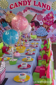 candy land birthday party ideas candy