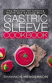 gastric sleeve cookbook top 100