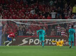 Risultati Liga, 5^ giornata: colpo grosso del Real contro il ...