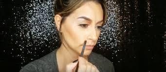 half face zombie makeup tutorial mehron