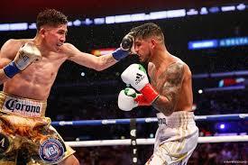 Photos: Leo Santa Cruz Beats Abner Mares in a Rematch War - Boxing News