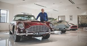 Adrian Johnson is the British Aston king in the north | Classic ...
