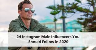 24 insram male influencers you