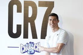 cr7 crunch fitness cristiano ronaldo