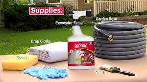 Refinish Your Deck And Fence With Wolman Renovator By Rust Oleum Youtube